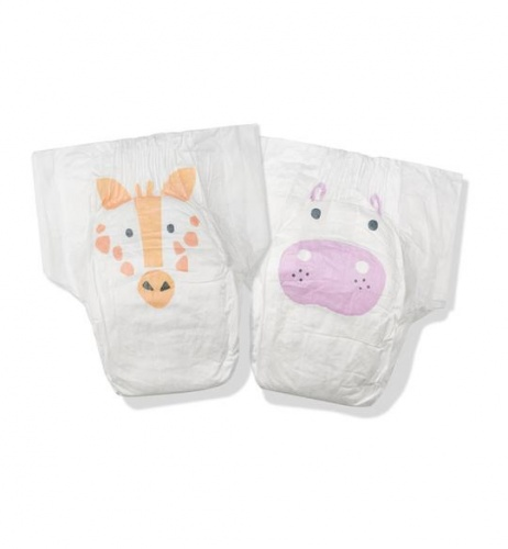Kit & Kin Nappies Eco Disposable Nappies - Maxi - Size 3