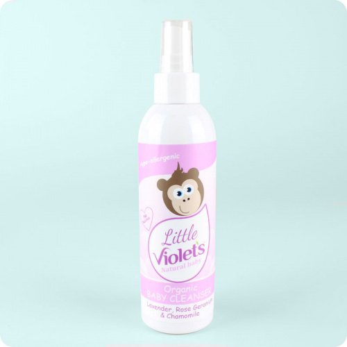 Little Violet's Soothing Baby Cleanser