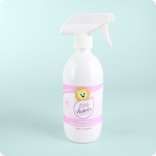 Little Violet's Nursery Sanitiser