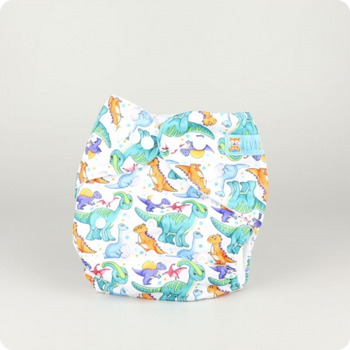 Alva Baby One Size Nappy - The Land Before Nap Time
