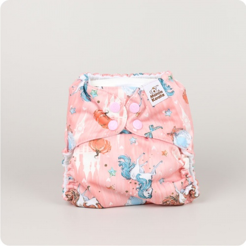 Mama Koala One-Size Pocket Nappy - Fairytale