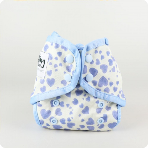 Seedling Newborn Mini-Fit Nappy