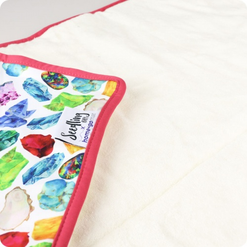 Seedling Baby Home & Go Mat